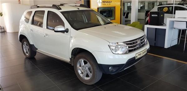 2014 Renault Duster 1.5 dCI Dynamique Western Cape Vredenburg_0
