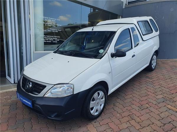 2018 Nissan NP200 1.6 Ac Pu Sc  Gauteng Sandton_0