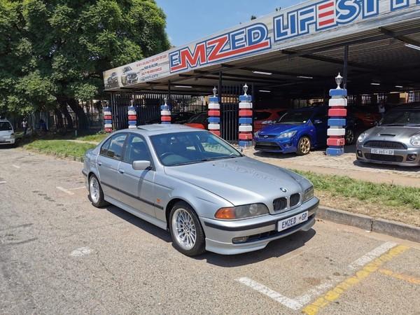 1998 BMW 5 Series 540i e39  Gauteng Benoni_0