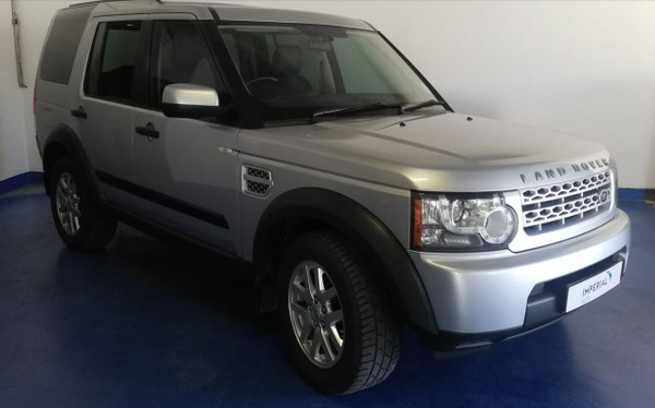 2013 Land Rover Discovery 4 3.0 TD V6 155kw Free State Bloemfontein_0