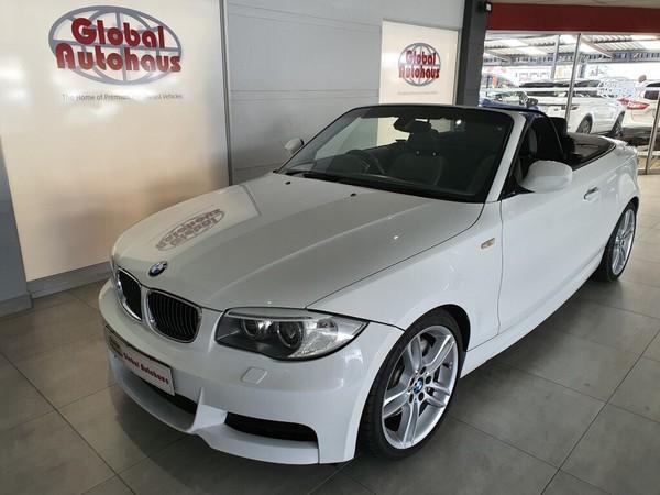2013 BMW 1 Series 135i Convert Sport At  Gauteng Roodepoort_0