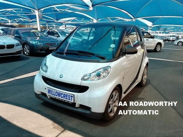 2011 Smart Coupe Pulse Mhd  Gauteng Randburg_0