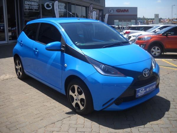 2016 Toyota Aygo 1.0 5-Door Gauteng Centurion_0