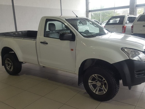 2014 Isuzu KB Series 250 D-TEQ Fleetside Single cab Bakkie Western Cape Bellville_0