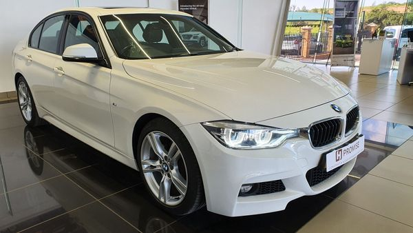 2018 BMW 3 Series 318i M Sport Auto Gauteng Roodepoort_0