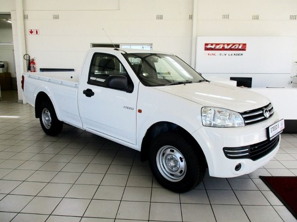 2020 GWM Steed 5 2.2 MPi Workhorse Single Cab Bakkie Western Cape Malmesbury_0