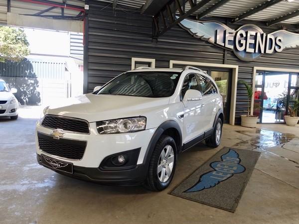 2014 Chevrolet Captiva 2.4 Lt At  Western Cape Strand_0