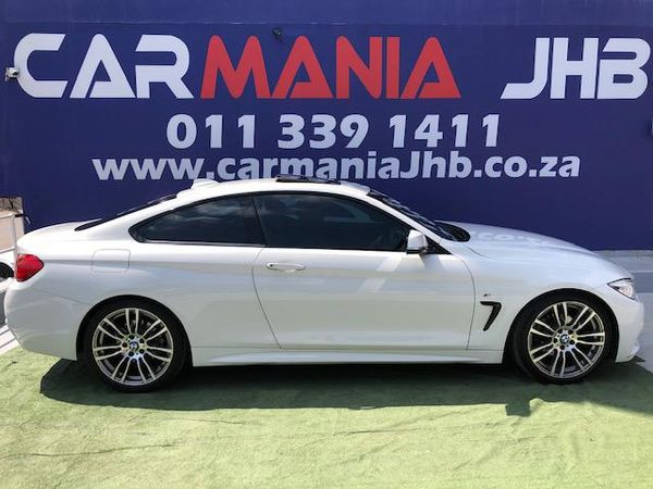 2015 BMW 4 Series 420I Coupe M sport AT Gauteng Johannesburg_0
