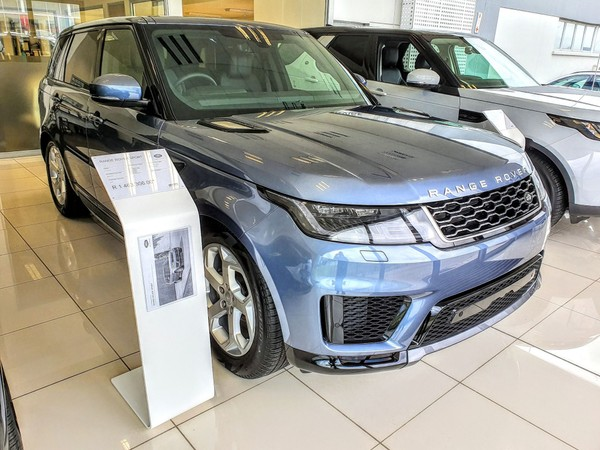 2020 Land Rover Range Rover Sport 3.0D HSE 190KW Western Cape George_0