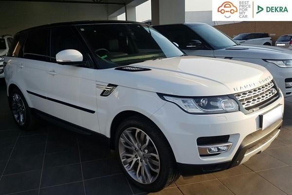 2014 Land Rover Range Rover Sport 3.0 SDV6 HSE Western Cape Goodwood_0
