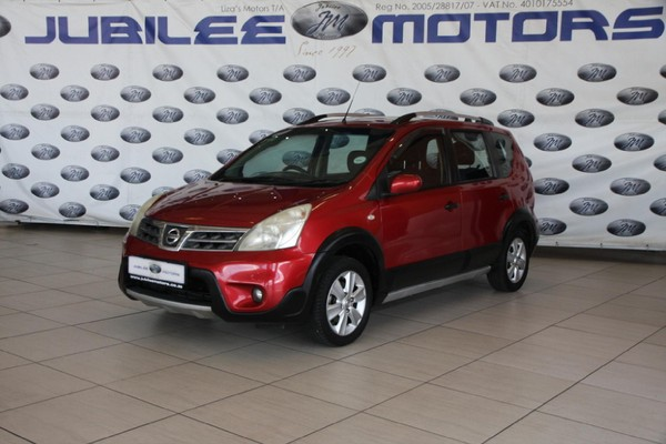 2011 Nissan Livina 1.6 Acenta  Gauteng Springs_0