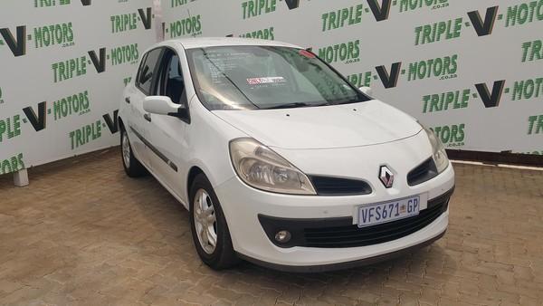 2006 Renault Clio Iii 1.6 Dynamique 5dr  Gauteng Pretoria_0