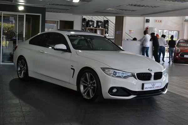 2014 BMW 4 Series Coupe Auto Gauteng Roodepoort_0