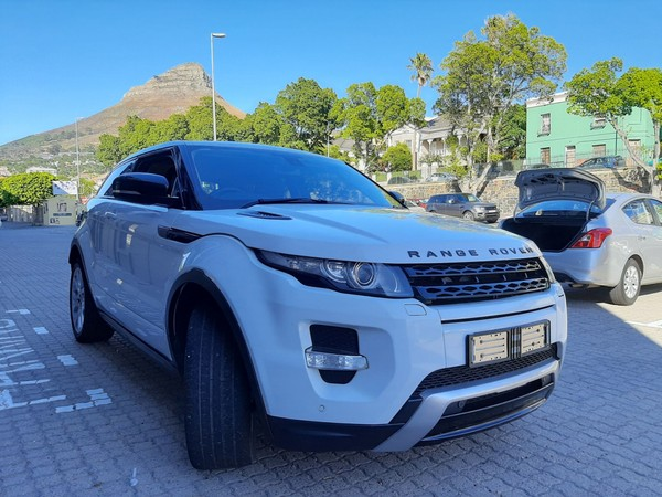 2011 Land Rover Evoque 2.0 Si4 Dynamic Coupe  Western Cape Cape Town_0