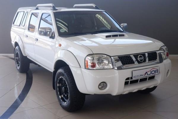 2013 Nissan NP300 Hardbody 2.5 TDI HiRider Bakkie Double cab k24k33 Western Cape Somerset West_0
