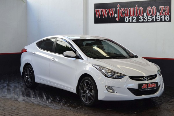 2013 Hyundai Elantra 1.8 Gls At  Gauteng Pretoria_0