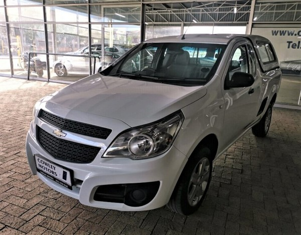 2015 Chevrolet Corsa Utility 1.4 Club Pu Sc  Western Cape Parow_0