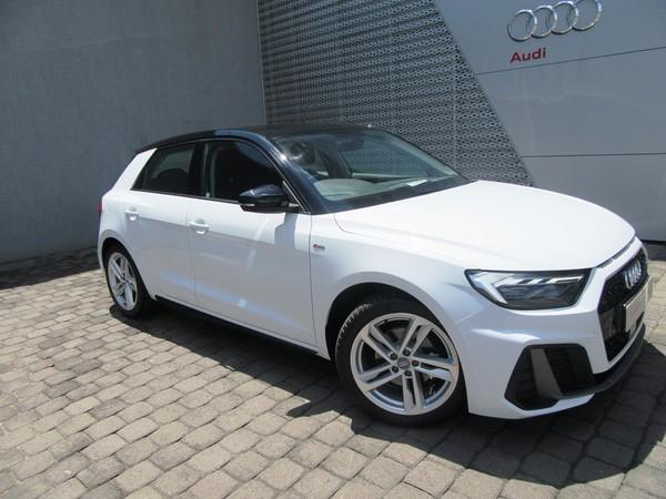 2020 Audi A1 Sportback 1.4 TFSI S-LINE S Tronic 35 TFSI Mpumalanga Nelspruit_0