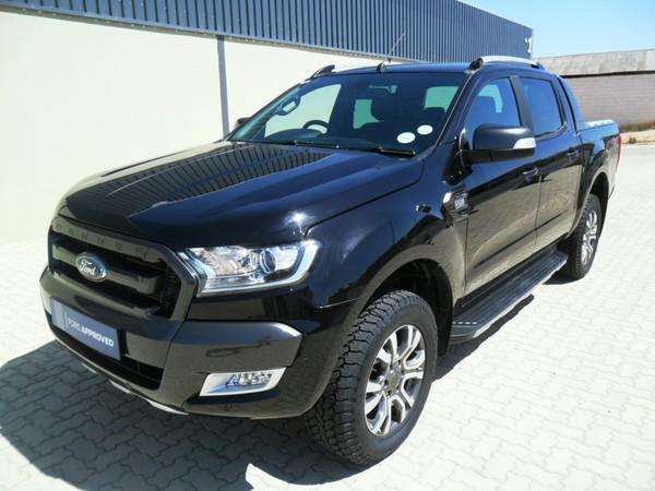 2019 Ford Ranger 3.2TDCi 3.2 WILDTRAK 4X4 Auto Double Cab Bakkie Western Cape Malmesbury_0