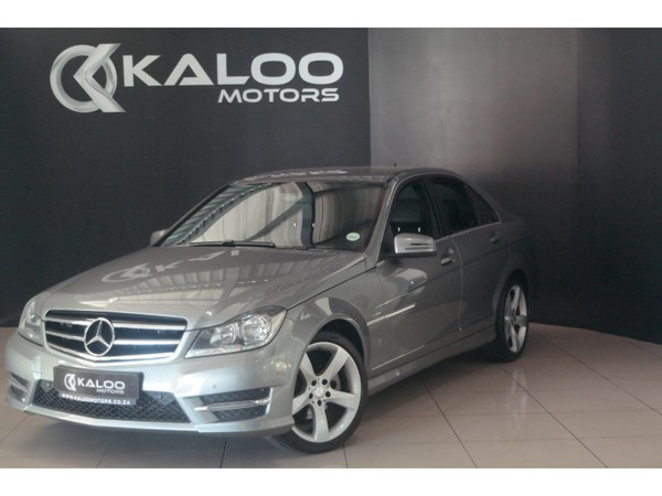 2013 Mercedes-Benz C-Class C200 Cdi  Avantgarde At  Gauteng Johannesburg_0