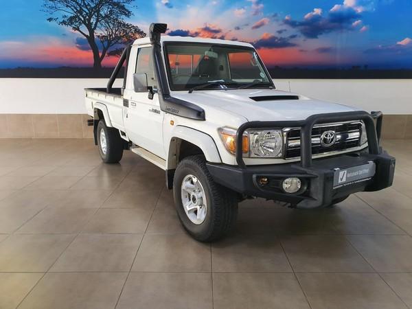 2016 Toyota Land Cruiser 70 4.5D Single cab Bakkie Limpopo Naboomspruit_0