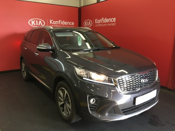 2020 Kia Sorento 2.2D EX Auto Gauteng Edenvale_0