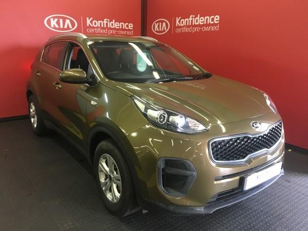 2018 Kia Sportage 2.0 Ignite Auto Gauteng Edenvale_0
