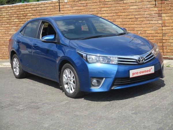 2016 Toyota Corolla 1.8 High Gauteng Roodepoort_0