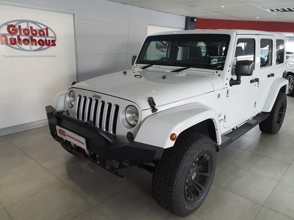 2016 Jeep Wrangler 2.8 Crd Unltd Sahar At  Gauteng Roodepoort_0