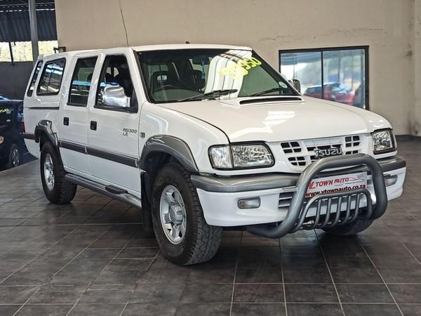 2003 Isuzu KB Series Kb 300 Tdi Lx Pu Dc  Gauteng Vereeniging_0