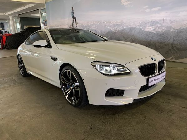 2017 BMW M6 M6 Coupe AT Western Cape Claremont_0