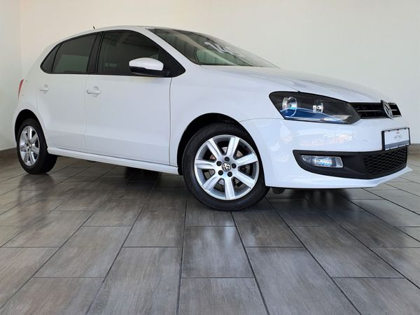 2012 Volkswagen Polo 1.6 Comfortline 5dr  Free State Bloemfontein_0