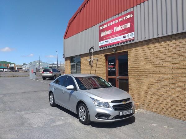 2015 Chevrolet Cruze 1.6 L  Western Cape Brackenfell_0