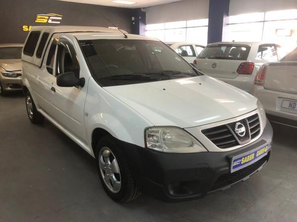 2012 Nissan NP200 1.6 S dual Airbags Pu Sc  Gauteng Benoni_0