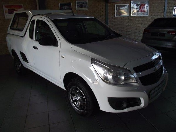 2013 Chevrolet Corsa Utility 1.4 Ac Pu Sc  Free State Welkom_0