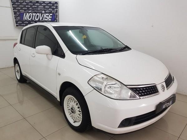 2010 Nissan Tiida 1.6 Visia  MT Sedan Gauteng Vereeniging_0