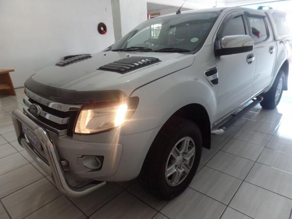 2014 Ford Ranger 3.2TDCi XLT 4X4 Double Cab Bakkie Gauteng Johannesburg_0