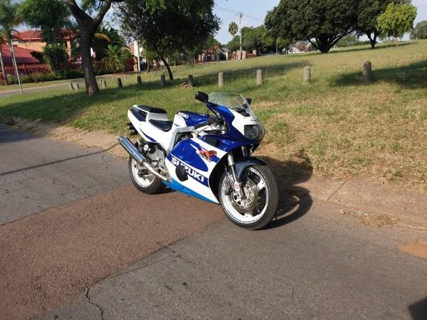 2001 Suzuki Gsx-r  600 S-rad Gauteng Pretoria West_0
