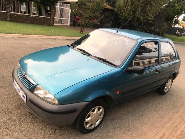 1998 Mazda 121 Soho 3d  Gauteng Boksburg_0