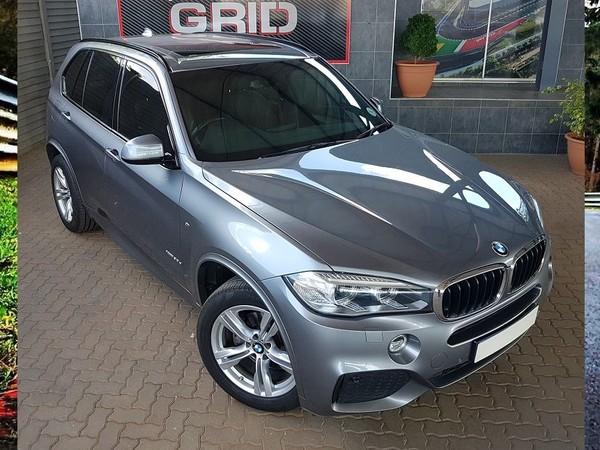 2015 BMW X5 xDRIVE30d M-Sport Auto Gauteng Pretoria North_0