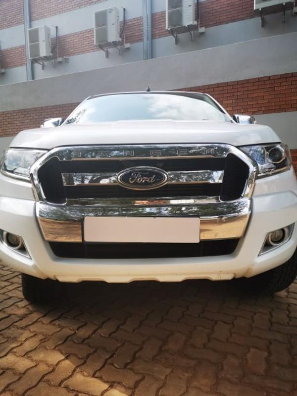 2016 Ford Ranger 3.2TDCi XLT 4X4 Auto Double Cab Bakkie Limpopo_0