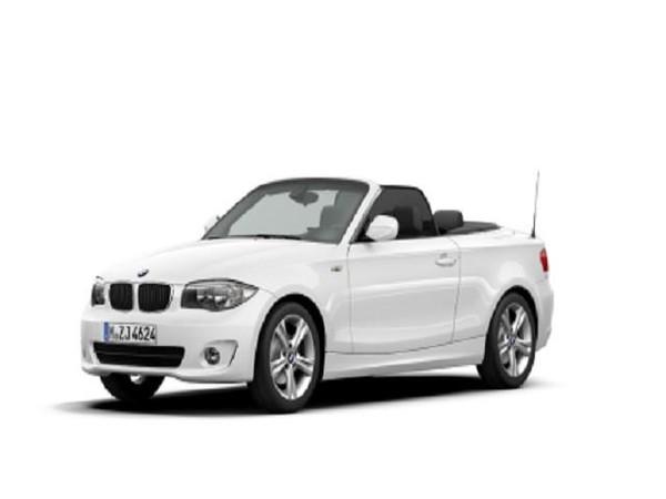 2014 BMW 1 Series 125i Convert Exclusive At  Gauteng Four Ways_0