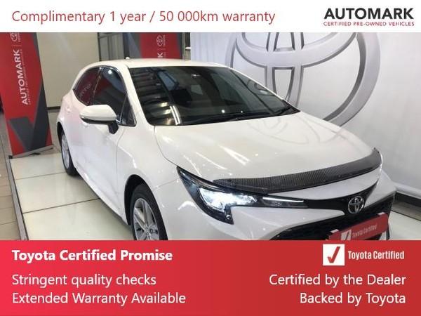 2020 Toyota Corolla 1.2T XS CVT 5-Door Gauteng Johannesburg_0