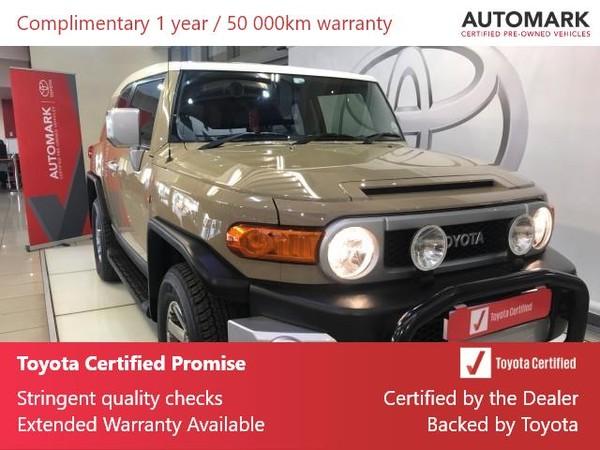 2020 Toyota Land Cruiser Fj 4.0 V6 Cruiser  Gauteng Johannesburg_0