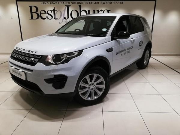 2018 Land Rover Discovery Sport Sport 2.0i4 D Pure 110kW Gauteng Rivonia_0