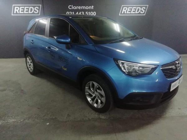 2019 Opel Crossland X 1.6TD Enjoy Western Cape Claremont_0