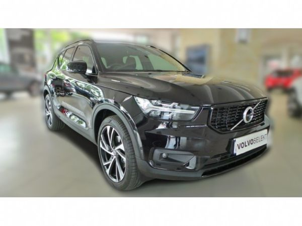 2020 Volvo XC40 T5 R-Design AWD Gauteng Pretoria_0