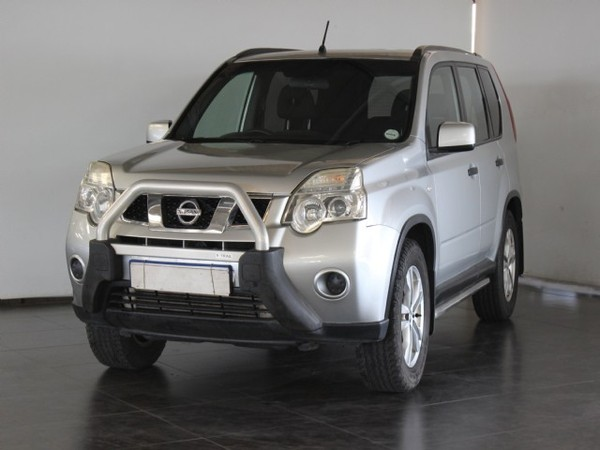 2011 Nissan X-Trail 2.0 Dci 4x2 Xe r82r88  Gauteng Boksburg_0