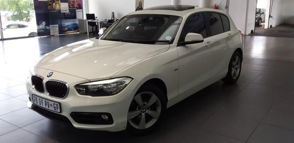 2016 BMW 1 Series 120i Sport Line 5DR Auto f20 Gauteng Roodepoort_0
