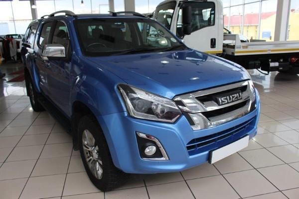 2017 Isuzu KB Series 300 D-TEQ LX AT 4X4 Double Cab Bakkie Free State Bloemfontein_0